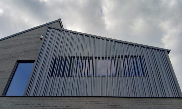 Totaal project aluminium